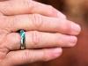 maar Corry 'vond' er daar intussen al een, compleet met ring!