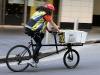 Agenten en postbodes fietsen keihard door Sydney