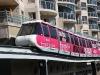 en modern Sydney heeft zelfs een Monorail,