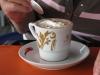 tijd voor een laatste Cappuccino …!