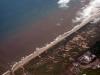 voordat we over de Katwijkse uitwatering en de Noordwijkse duinen vliegen