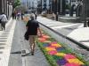 Maar … de omliggende straten werden nóg mooier versierd,