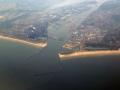 We vliegen donderdag (22 september) eerst over IJmuiden