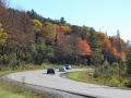 Daar naar toe rijden we natuurlijk ook de herfst weer in