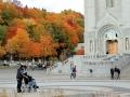 die ook wel 'het Lourdes van Canada' wordt genoemd.