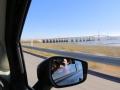 Dinsdag gaan we vanuit Québec City de lange brug over naar l'Île d'Orléans.