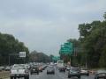 Woensdag (28 september) zijn we Washington DC al weer uitgereden via drukke uitvalswegen
