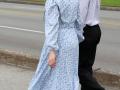 We komen hier ook de eerste Amish al tegen die we later ook willen bezoeken,,