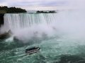 die Horse Shoe Falls, wat een spektakel