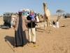 en Corry is even later blij dat ze toch meer dan één kameel op zou brengen...