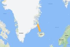 111 En met deze bijzondere indrukken van dat grote Groenland vaar ik nu weer terug naar het rustige, kleine IJsland!