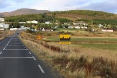 122 over goed onderhouden, stille wegen