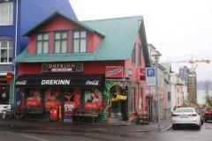 145 Woensdag - mijn laatste reisdag - wil ik ook nog graag iets meer van Reykjavik zien, en