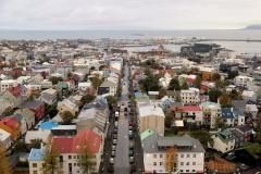 150 voor een rondom uitzicht over heel Reykjavik!