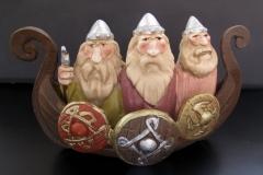 152 - vandaar ook dit kleine Viking-souvenir -.