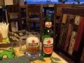 137 en pak ik mijn eerste biertje van deze reis,