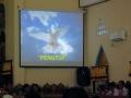 141 In de kerk wordt over 'Vrede met iedereen' gepreekt
