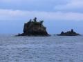 16 en langs kleine eilandjes