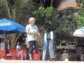 207 Corry wil nog een keer met mij naar het grote surfstrand van Kuta