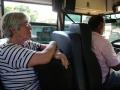 Maar we willen meer van dit land zien en stappen in een lange-afstandsbus