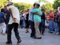 terwijl we 's avonds weer verrast worden als in Granada - ook door ouwetjes - de Salsa wordt gedanst!