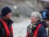 het afscheid van Noord-Spitsbergen, afscheid van prima gezelschap!