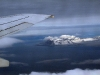 en zien Spitsbergen voor het laatst onder ons.
