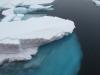 maar we varen door prachtig ijs
