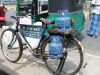 waar Shell nog altijd gas aflevert op de fiets ...