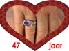 ... een nieuwe ring voor Corry!
