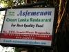 Vorig jaar aten we bij Ammehoela, nu ontdekten we Asjemenou!
