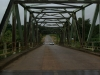 en we rijden over nog meer bruggen (Rob stapte uit voor deze foto).
