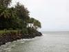 Maar ons doel is dit dwang-arbeiderseiland, Île Royale, het hoofdeiland van de Îles du Salut,