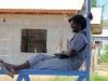 En zo zal Suriname ook in onze herinnering blijven: No span! (Maak je niet druk...)