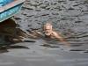 Ik ga zwemmen in de rivier (nee, de piranha\'s bijten hier niet)