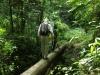 We gaan met Ronald achter Pingpe ook de jungle in, en leren dan veel van hem!