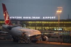 We vliegen ook dit keer eerst met Turkish Airlines naar Istanbul