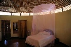 Al rillend en trillend rij ik dan met de anderen naar Turmi, waar ik gelukkig kan gaan rusten in de Buska Lodge!