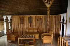 en die Aregash Lodge is dan gelijk de mooiste overnachtingsplaats van deze reis!