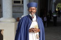 Dat voelt weer even als onze vorige 'kerken-reis' toen we in Noord Ethiopië waren