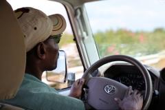 voordat we worden opgehaald door Tesfaye met zijn Toyota Landcruiser,