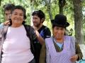 147 ... ja, ook van die 'La Paz'-hoedjes. Mooi toch? Het herinnert ons aan vorige reizen.