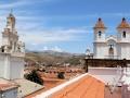 152 met dit uitzicht over Sucre's binnenstad!