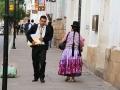 173 maar dan moeten we deze stad al weer de rug toekeren, want we gaan nu naar Potosí, de zilverstad.