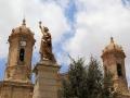 187 Deze torens van de kathedraal ga ik beklimmen
