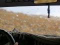 271 Als het dan ook nog gaat gieten, rijden we maar snel terug naar Uyuni,