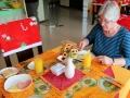 288 Na een royaal ontbijt
