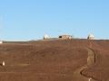 333 - Onderweg naar La Serena zagen we trouwens ook dit observatorium. Daar was ik nog graag sterren gaan kijken!