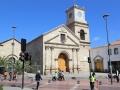 335 en dan de stad La Serena verkennen, met naast de kerk...
