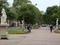 341 La Serena is een stad met grote parken